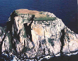 A Fairway Rock 1986 nyarán
