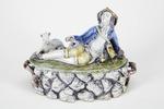 Fajans, bonbonnière, 1773-1776 - Hallwylska museet - 90605.tif