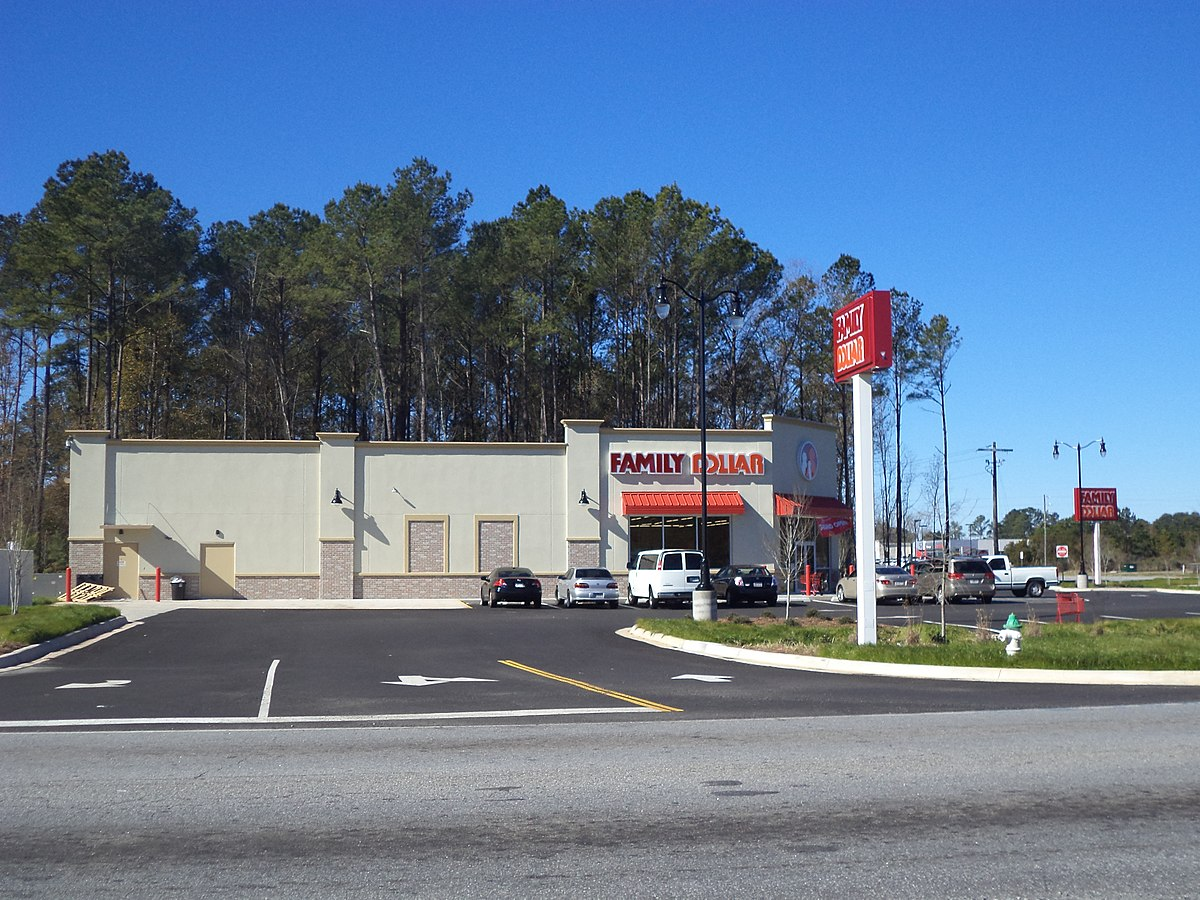 Dollar General On Nd Ave Myrtle Beach