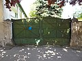 Farmer's House. Gate. - 31, Nagy Street, Bia, Biatorbágy, Pest County, Hungary.jpg