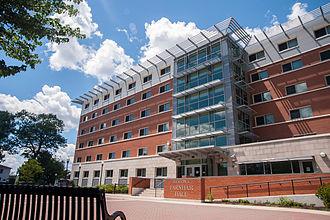 Southern Connecticut State University - Farnham Hall