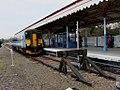 Felixstowe - National Express 153314 arriving.jpg