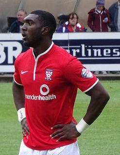 Femi Ilesanmi English association football player