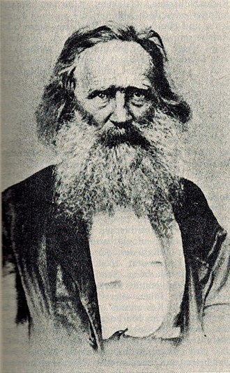Ferdinand Lindheimer - Image: Ferdinand Lindheimer