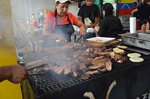 Venezuelan Mexicans - Venezuelan cuisine in Mexico City