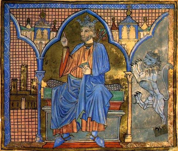 Fernando III de Castilla (Tumbo A)