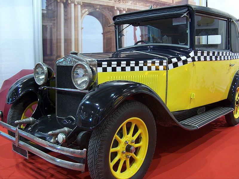 Tacot Cars