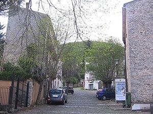 Filignano - Image: Filignano (road to the Upper Old Town)