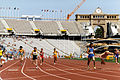 Finish of sprint running, 1992 Paralympics.jpg
