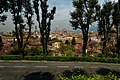 Firenze - Florence - Viale Giuseppe Poggi - View NW towards Palazzo Vecchio & il Duomo.jpg