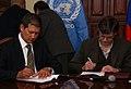 Firma de Convenios de Cooperación en materia de drogas entre Ecuador y la Oficina de las NNUU contra la droga y el delito-ONUDD (5512322135).jpg