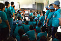 First Aid and Emergency Management Session - Summer Camp - Nisana Foundation - Sibpur BE College Model High School - Howrah 2013-06-08 9207.JPG