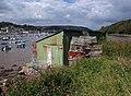 Fishing hut by the Dart - geograph.org.uk - 1508050.jpg