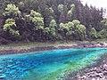 Five Colour Pond at JiuZhaiGou Valley.jpg