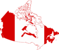 Flag map of Canada (Soviet Canukistan).png