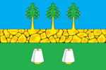 Flag of Kameshkovo (Vladimir oblast).png