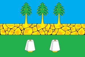 Kameshkovo, Vladimir Oblast - Image: Flag of Kameshkovo (Vladimir oblast)