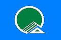 Flag of Sasagami Niigata.JPG
