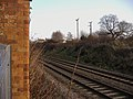 Flax Bourton railway station MMB 16.jpg