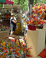 Fleurs séchées sur le marché de Sault.jpg