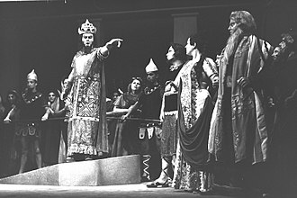Nabucco - A scene from act 1
