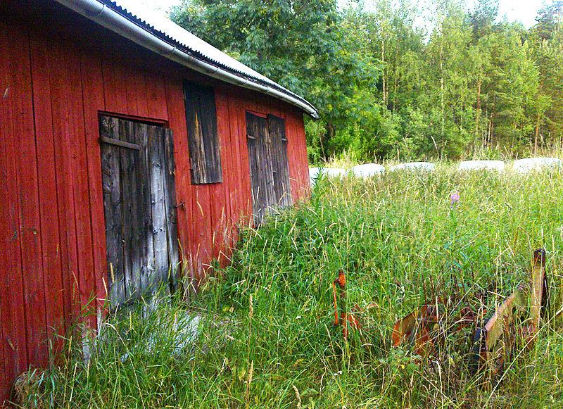 File:Flickr - Per Ola Wiberg ~ mostly away - old barn....jpg