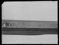 Flintlåsstudsare, ändrad till slaglås och omstockad under 1800-talet - Livrustkammaren - 62060.tif