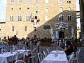 Florence - View from a restaurant at Piazza della Signoria.jpg