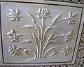 Flower Inscribed in Limestone - Ajith.JPG