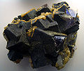 Fluorite with pyrite and calcite.jpg