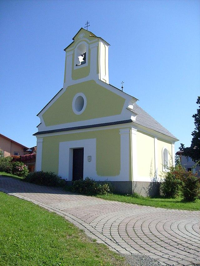 Hochneukirchen-Gschaidt