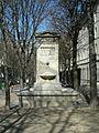 Fontaine de la Paix, rue Bonaparte, Paris 03.jpg