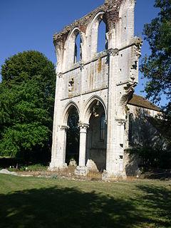 Fontainejean Abbey Abbey located in Loiret, in France