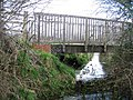Footbridge over Hobson's Brook - geograph.org.uk - 751697.jpg