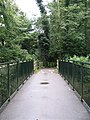 Footbridge over river Garw - geograph.org.uk - 550755.jpg