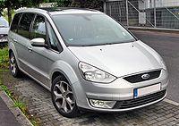 Ford Galaxy thumbnail