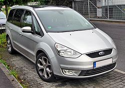 Ford Galaxy II 20090615 front.JPG