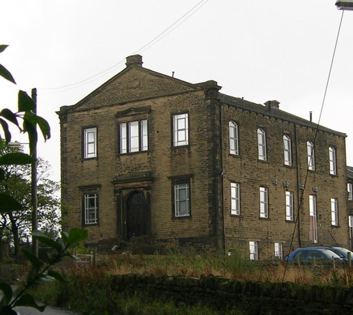Former Chapel, Pole Moor - geograph.org.uk - 36760.jpg