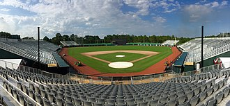 Fort Bragg Game - Fort Bragg Stadium was built solely to host the Fort Bragg Game