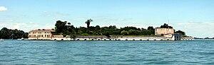 Vignole - Fort San Andrea on Vignole