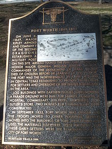 Fort Worth, Texas - Wikipedia