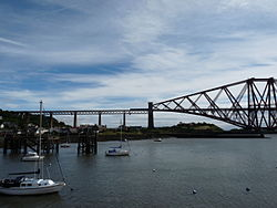 Forth Bridge Northside 2015 09.JPG