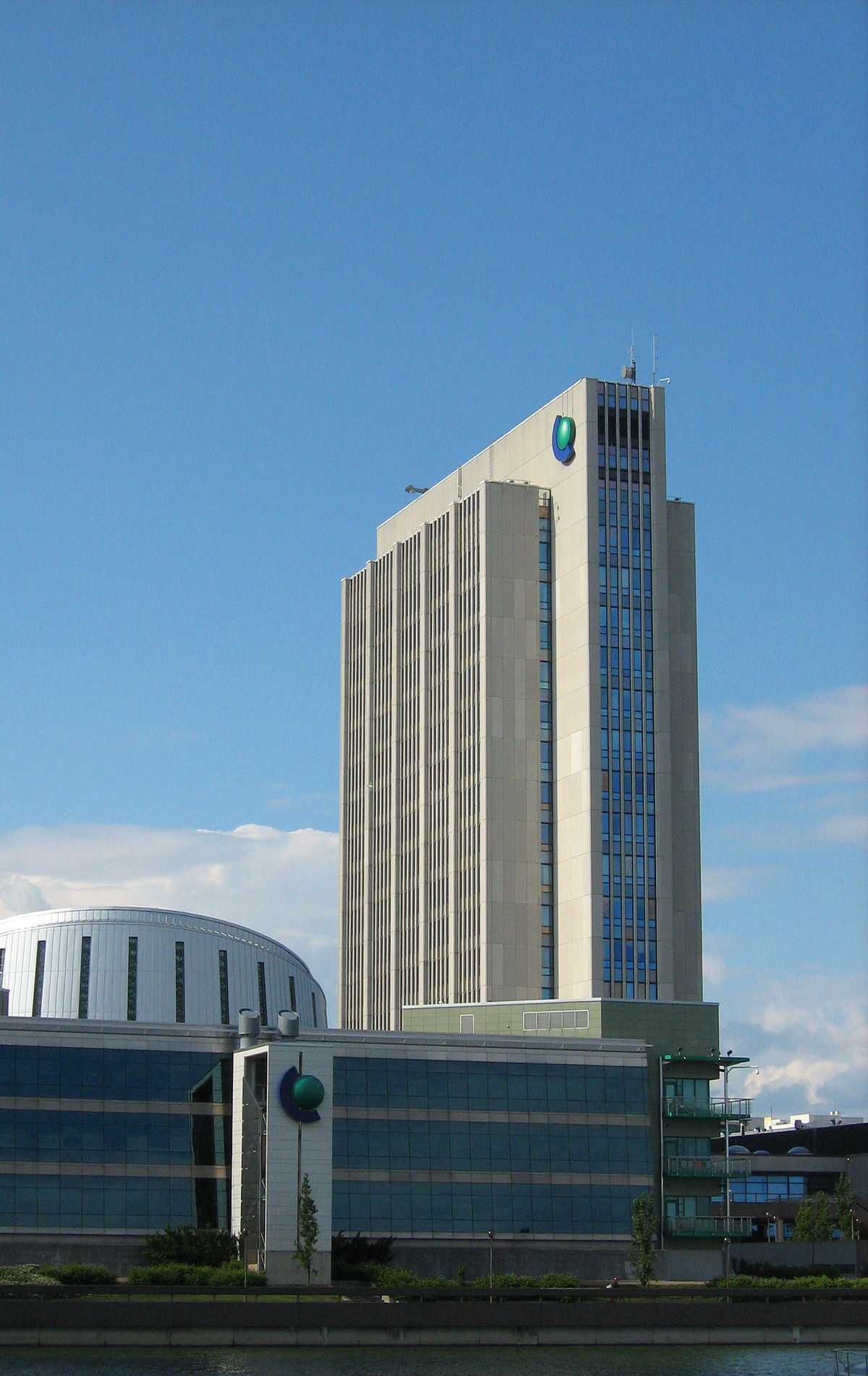 Fortum head office - Wikipedia