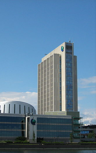 Keilaniemi - The Fortum head office is located in Keilaniemi.