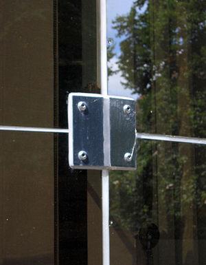 Willis Building (Ipswich) - Window support detail.