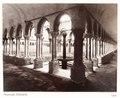 Fotografi av Chiostro. Monreale, Italien - Hallwylska museet - 106719.tif