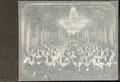 Fotografi av fest, med silkespapper, 1910-tal - Hallwylska museet - 108003.tif