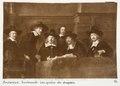 Fotografi på målningen från Rijks-Museum - Hallwylska museet - 104487.tif