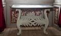 Fotställning till bord. 1700-tal - Skoklosters slott - 92459.tif