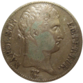 France 5 francs 1811-B.png